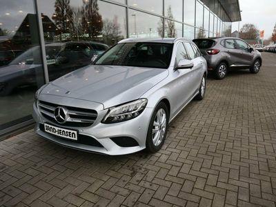 used Mercedes C220 d 2,0 stc. aut.