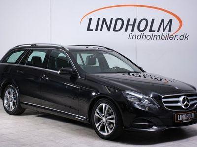 gebraucht Mercedes E220 2 BlueTEC Avantgarde stc. aut.