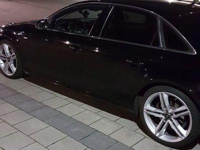 brugt Audi A4 2.0 TDI 136 HK 4-DØRS