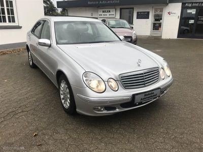 brugt Mercedes E320 2 CDI 204HK Aut.