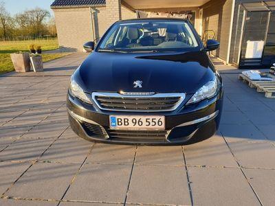 brugt Peugeot 308 1.6 HDi 92 5D