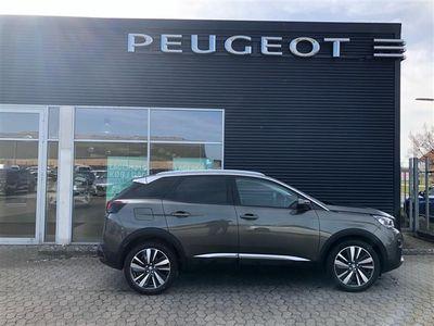 brugt Peugeot 3008 1,2 PureTech Allure 130HK 6g