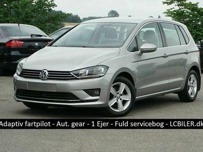 brugt VW Golf Sportsvan 1,4 TSi 125 Highline DSG BMT