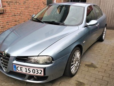 begagnad Alfa Romeo 156 2,0