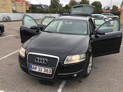 brugt Audi A6 2,0 TFSI