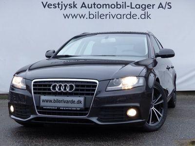 brugt Audi A4 · 1,8 TFSi 120 Avant Multitr. · 5 d¸rs