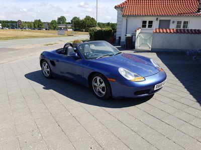 brugt Porsche Boxster 2,5 tiptronic