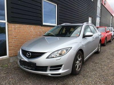 brugt Mazda 6 2,2 DE 125 Go stc.