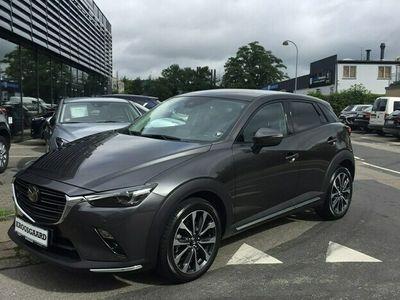 brugt Mazda CX-3 2,0 Skyactiv-G Optimum 121HK 5d 6g Aut.
