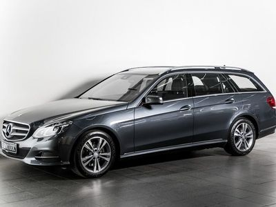 brugt Mercedes E350 0 BlueTEC Avantgarde stc. aut.