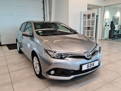 brugt Toyota Auris