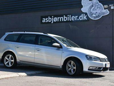 used VW Passat 2,0 TDi 140 Comfortl. Vari. BMT