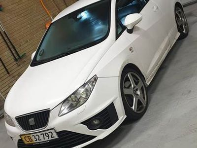 brugt Seat Ibiza 1,6 SportsCoupe