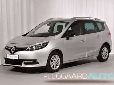 brugt Renault Grand Scénic 7 pers. 1,6 DCI FAP Expression start/stop 130HK 6g