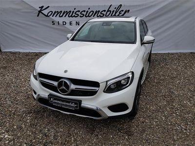 brugt Mercedes GLC220 d Coupe 2,1 D 4-Matic 9G-Tronic 170HK 5d 9g Aut.