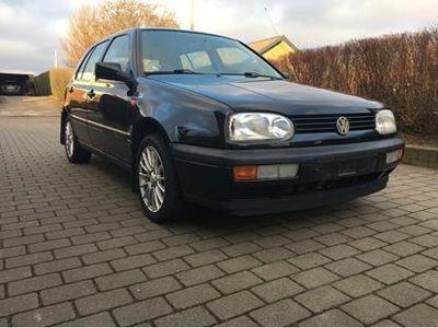 brugt VW Golf III 1,8 1.8