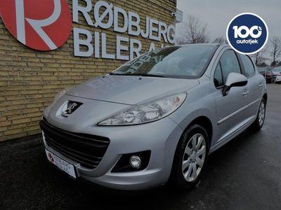 käytetty Peugeot 207 1,6 HDi 90