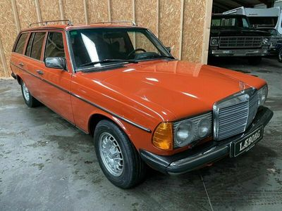 brugt Mercedes 200 300 (W123) 250 2,5 TE Aut