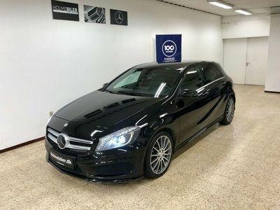 brugt Mercedes A220 2,2 CDi AMG Line aut.
