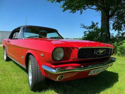 brugt Ford Mustang 4,7 V8 289cui. Cab