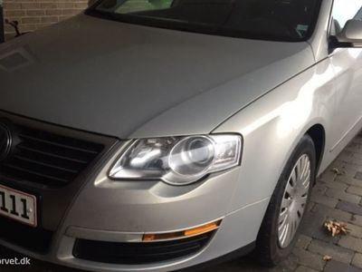 brugt VW Passat 1,9 TDI 105HK Stc