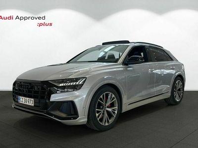 brugt Audi Q8 50 TDi quattro Tiptr.
