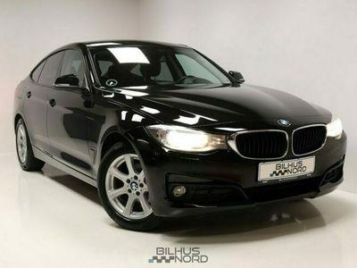 brugt BMW 320 Gran Turismo d 2,0 aut. 5d
