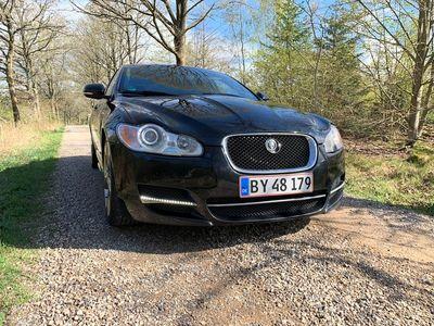 brugt Jaguar XF 3.0 DS