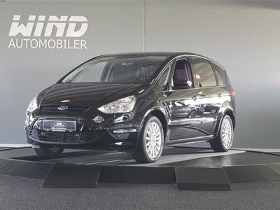brugt Ford S-MAX 2,0 TDCi Collection 163HK 6g