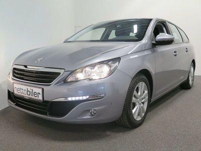 brugt Peugeot 308 1,6 BlueHDi 120 Active SW EAT6