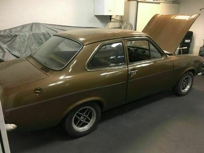 brugt Ford Escort MK1 med 3 døre