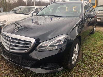 usado Mercedes E200 2,1 CDI 136HK Stc 7g Aut.