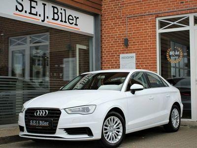brugt Audi A3 1,4 TFSi Ambiente 125HK 4d