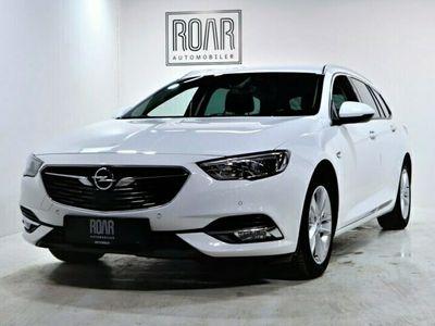 brugt Opel Insignia 1,6 CDTi 136 Dynamic ST 5d
