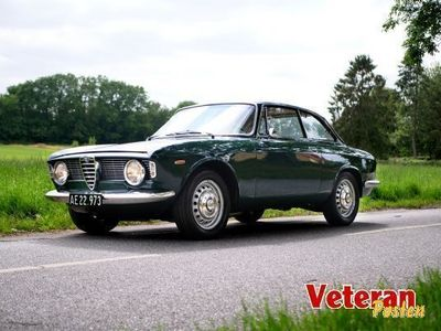 brugt Alfa Romeo Giulia Sprint GT