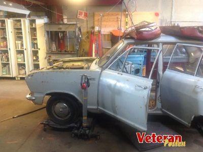 used Opel Kadett B
