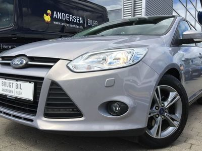 used Ford Focus 1,0 EcoBoost Edition 100HK 5d