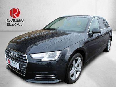 brugt Audi A4 2,0 TDi 150 Sport Avant S-tr.