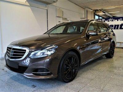 brugt Mercedes E200 2 CDi Elegance stc. aut.