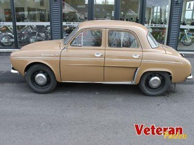 brugt Renault Dauphine Gordini
