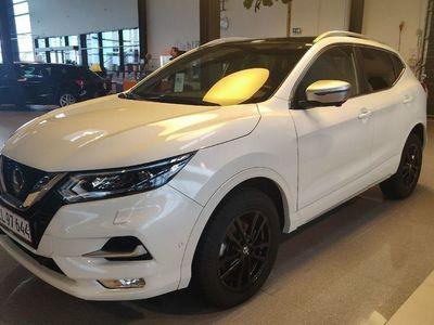 brugt Nissan Qashqai 1,5 DCi Tekna+ DCT 115HK 5d 7g Aut.