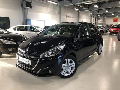 used Peugeot 208 1,5 BlueHDi Signature+ 100HK 5d