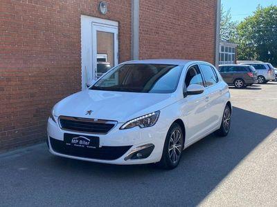 brugt Peugeot 308 2,0 BlueHDi 150 Allure EAT6