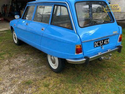 brugt Citroën Ami 8 super