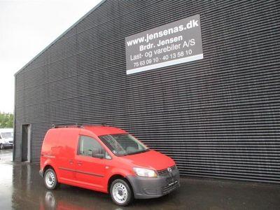 brugt VW Caddy 2,0 TDI 140HK Van 6g 2012