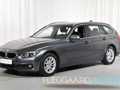 brugt BMW 320 d Touring 2,0 D Executive Steptronic 190HK Stc 8g Aut.