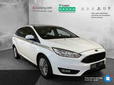 brugt Ford Focus 2,0 TDCi Business 150HK Stc 6g