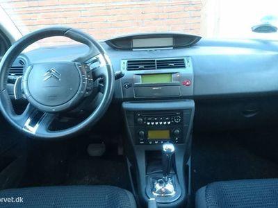 brugt Citroën C4 1,6 HDi FAP VTR Pack E6G 110HK 5d 6g Aut.