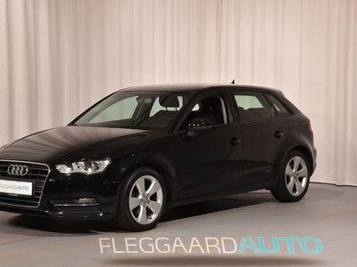 brugt Audi A3 Sportback 2,0 TDI Ambition S Tronic 150HK Stc 6g Aut.