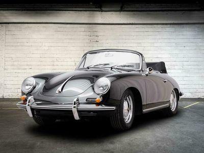 brugt Porsche 356 C 1,6 Cabriolet